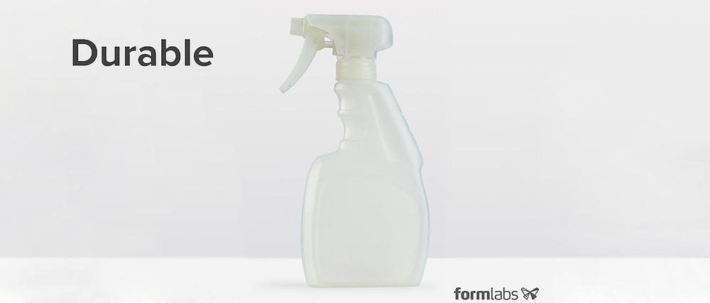 Технические характеристики фотополиметной смолы Formlabs Durable