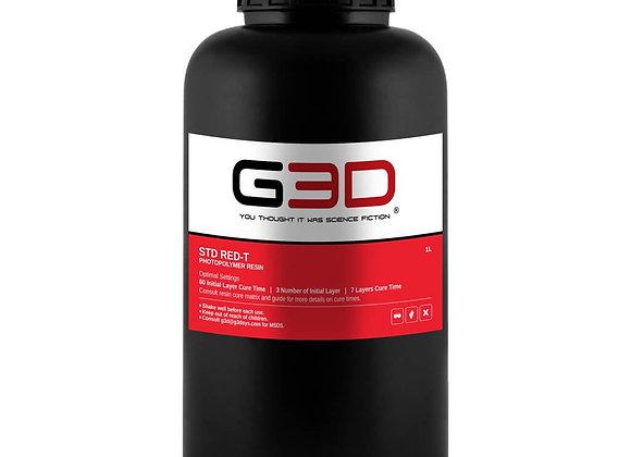 Фотополимерная смола G3D STD Red-T купить в Украине, цена