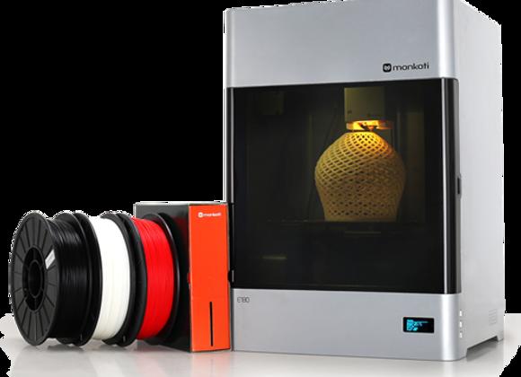 3D принтер Mankati E180 купить в Украине, цена, обучение