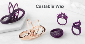 Технические характеристики фотополимерной смолы Formlabs Castable Wax