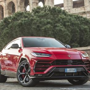 Lamborghini делает детали для внедорожника Urus Super с помощью 3D-печати Carbon