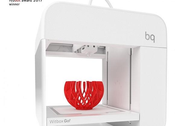 3D принтер BQ Witbox Go купить в Украине, цена, обучение, доставка