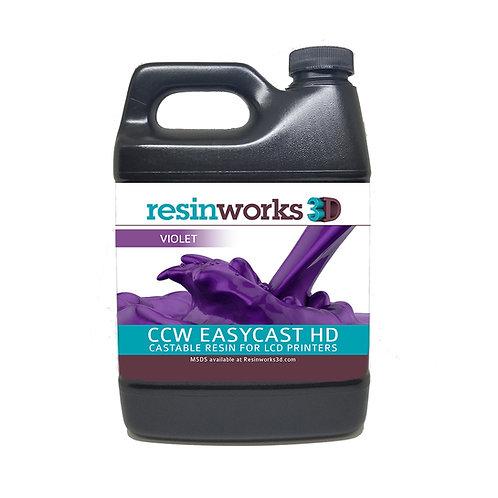 Фотополимерная смола Resinworks3d CCW EasyCast HD LCD Violet купить