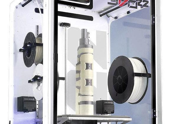 3D принтер Airwolf3d EVO 22 купить в Украине, цена, обучение