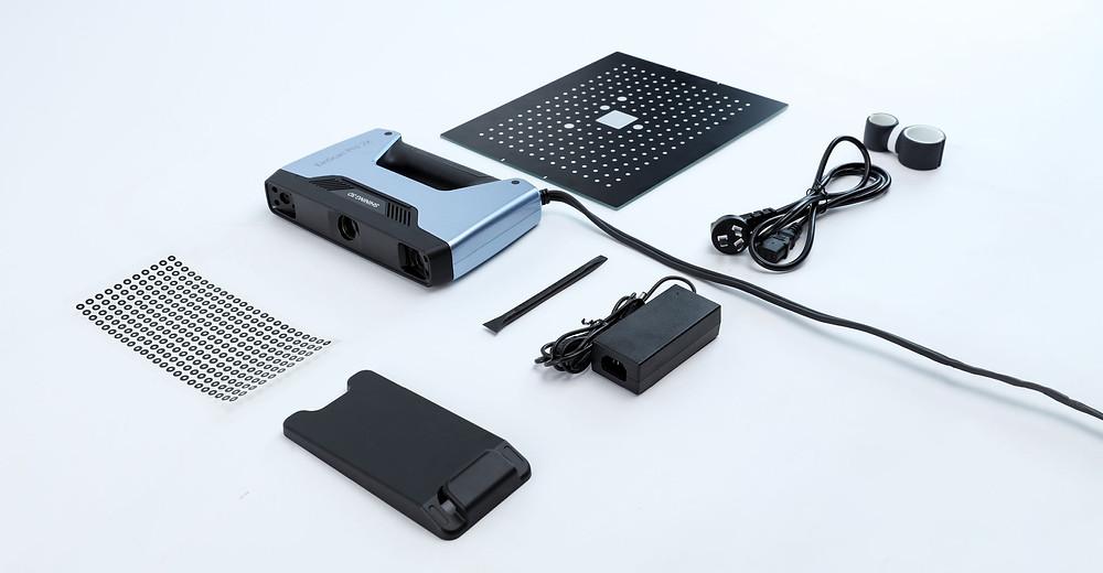 3d-сканер einscan pro 2x купить Киев