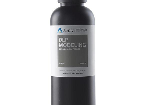 Фотополимерная смола Applylabwork DLP Modeling Gray купить в Украине, цена