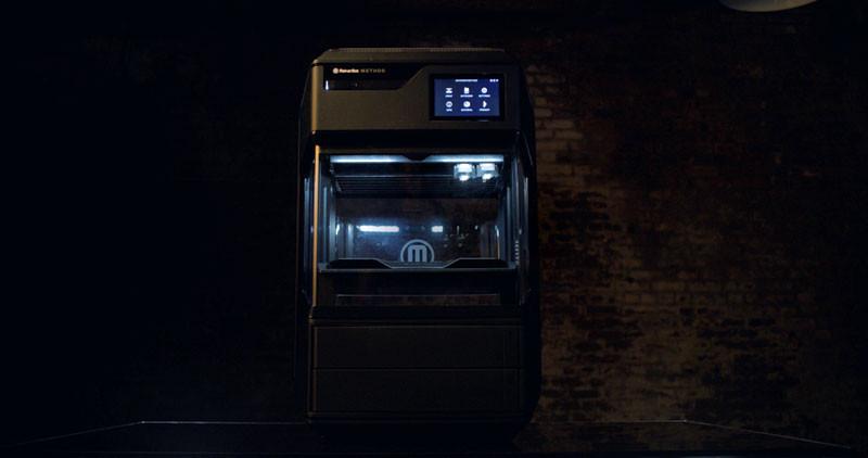 3d принтер MakerBot Method - обзор технических характеристик