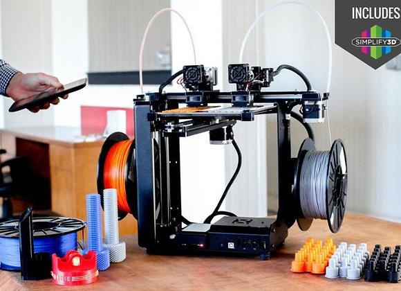 3D принтер MakerGear M3-ID купить в Украине, цена, обучение
