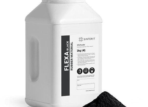 Порошок Sinterit FLEXA BLACK – 2 [kg]