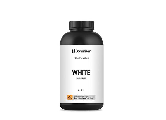 Фотополимерная смола SprintRay Model White купить в Украине, цена