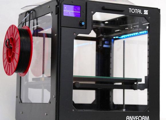 3D принтер Total Z Anyform 250-G3 купить в Украине, цена, обучение