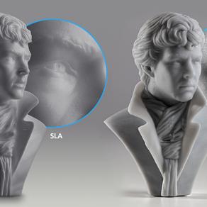 SLA & DLP: сравнение технологий 3D-печати
