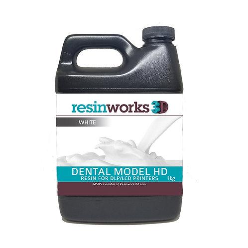 Фотополимерная смола Resinworks3d Dental Model HD купить в Украине, цена