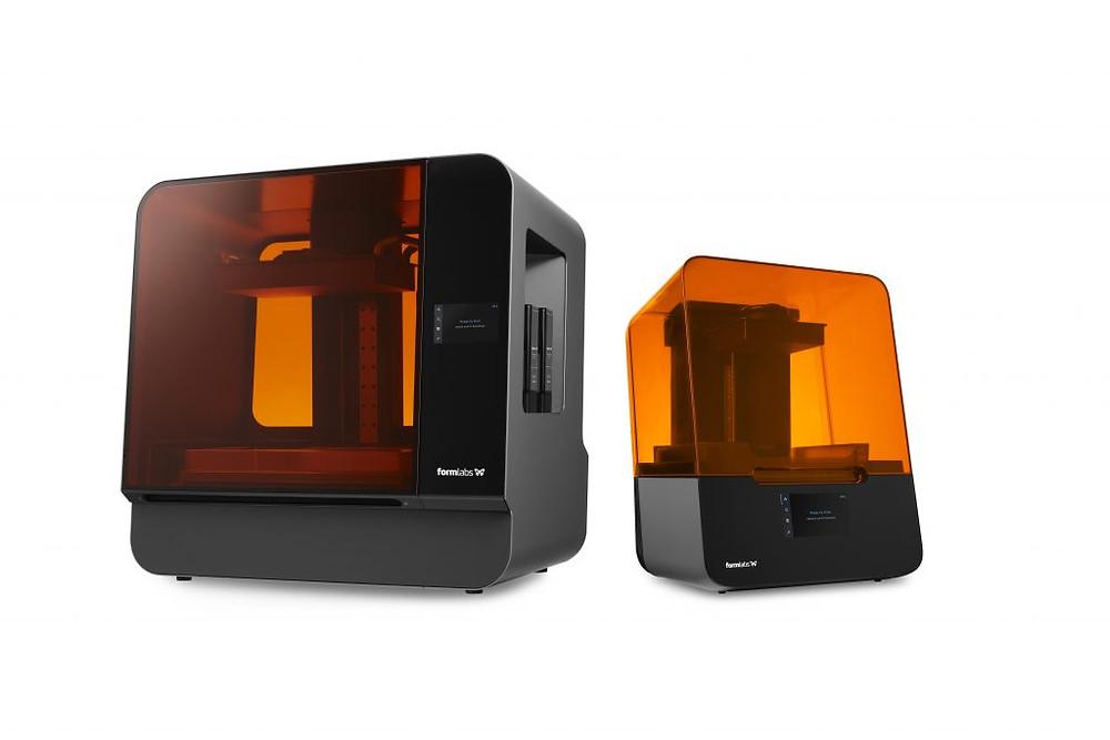 3d принтер Formlabs form 3 и form 3L купить
