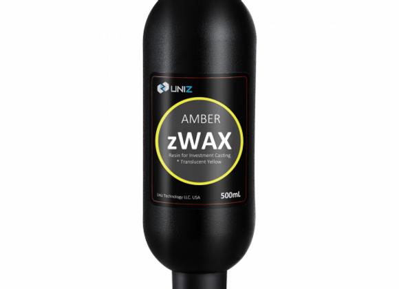 Фотополимерная смола Uniz ZWAX AMBER