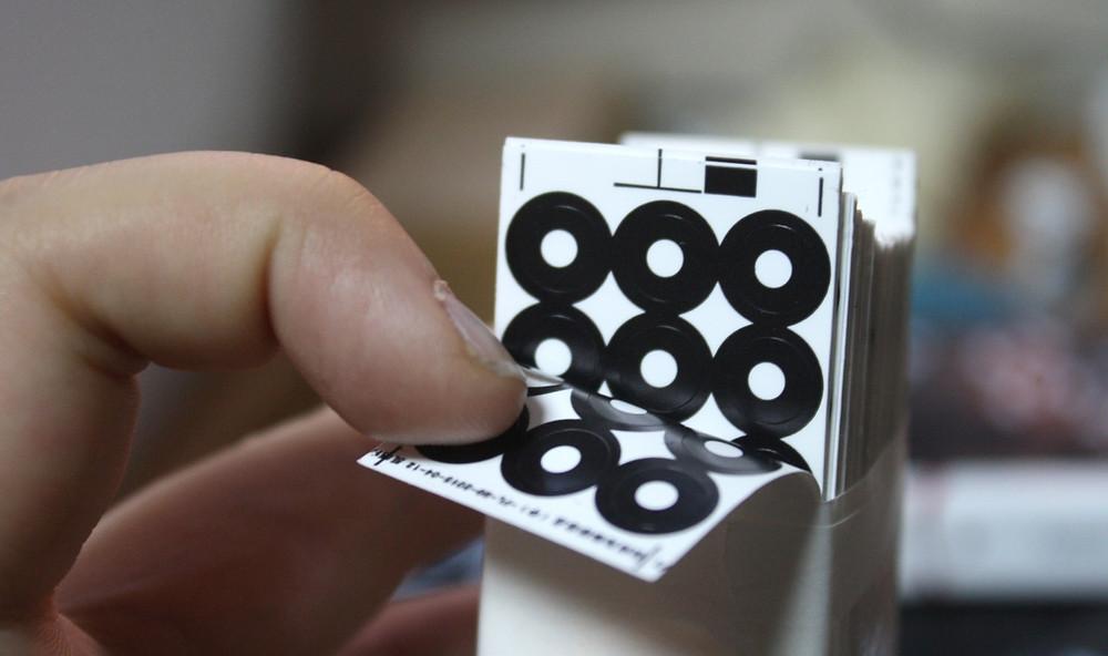 Маркеры для 3д сканирования