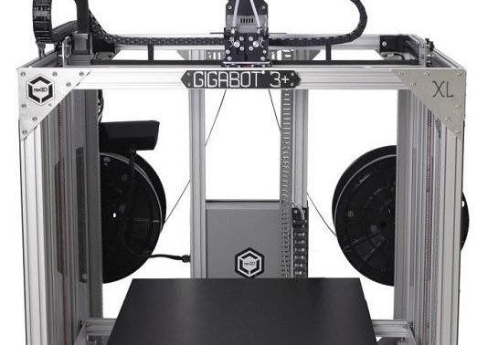 3D принтер Re3d Gigabot XL 3+ купить в Украине, цена, обучение