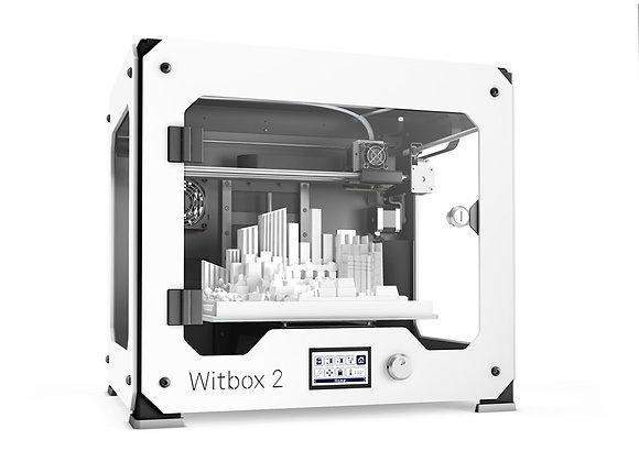 3D принтер BQ Witbox 2 купить в Украине, цена, обучение, доставка