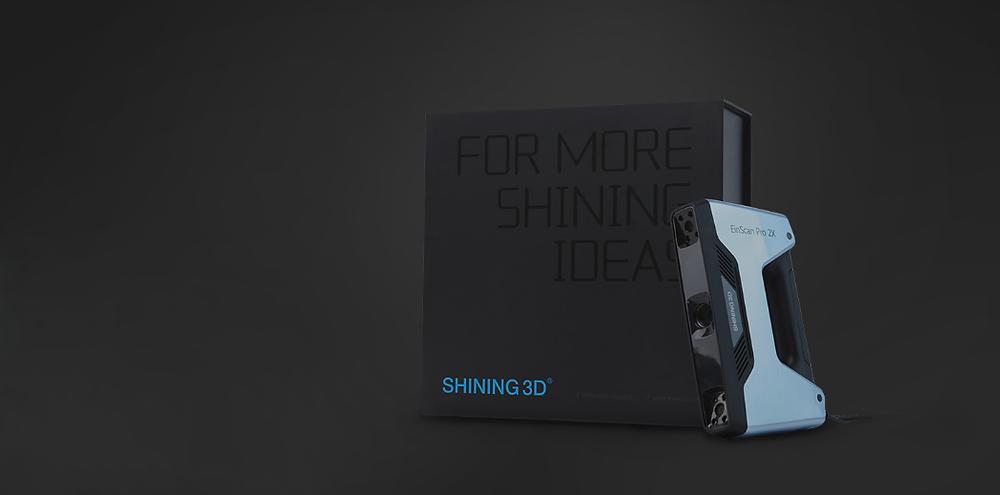 3д-сканер einscan pro 2x купить в Украине, цена