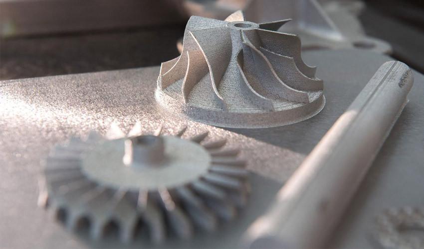 3д печать металлом