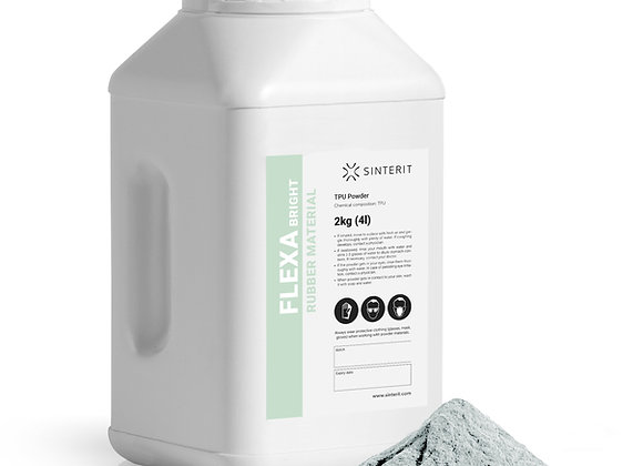 Порошок Sinterit FLEXA Bright – 2 kg