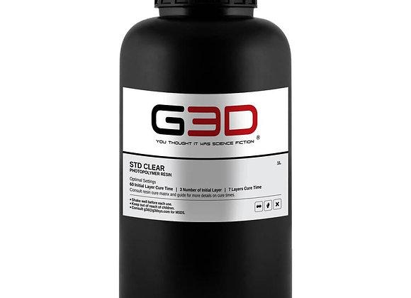 Фотополимерная смола G3D STD Clear купить в Украине, цена