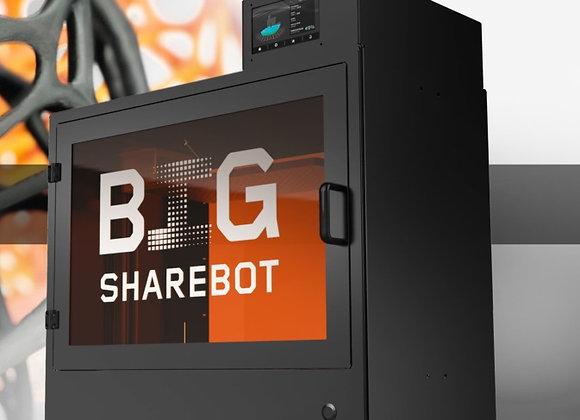 3D принтер Sharebot BIG купить в Украине, цена, обучение, доставка