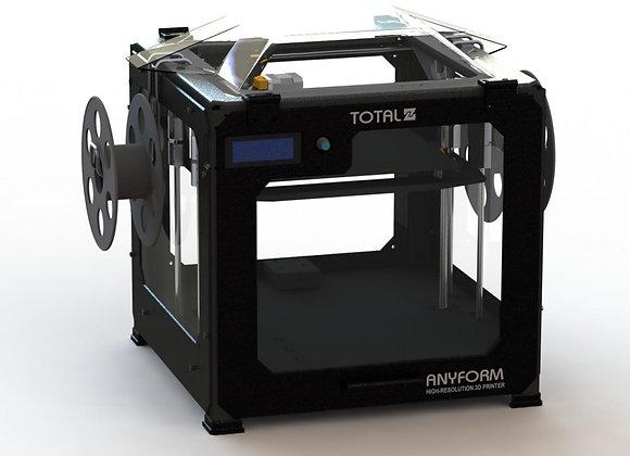 3D принтер Total Z Anyform 250-2Х купить в Украине, цена, обучение