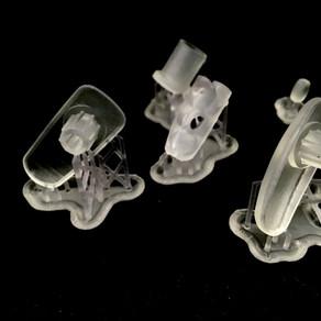 3D печать из прозрачного фотополимера