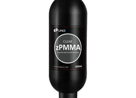 Фотополимерная смола Uniz zPMMA CLEAR