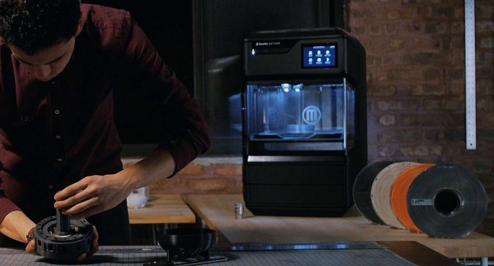3d принтер MakerBot Method купить в Украине