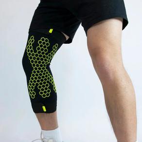 Одежда напечатанная на 3D-принтере предотвращает травмы колена