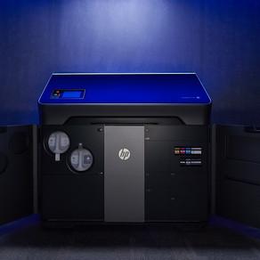Узнайте, как работает технология полноцветной 3D-печати HP
