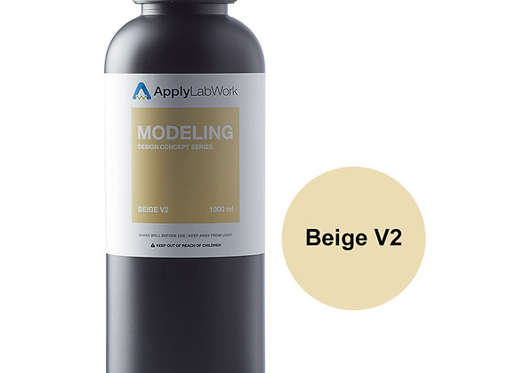 Фотополимерная смола Applylabwork Modeling Beige V2 купить в Украине, цена