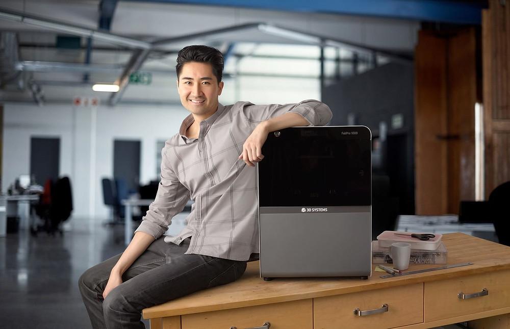 Обзор 3D-принтера от 3D Systems FabPro 1000