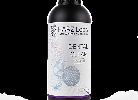 Фотополимерная смола Harz Labs Dental Clear Form2 купить в Украине, цена