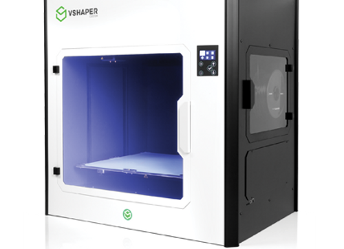 3D принтер VSHAPER CUSTOM купить в Украине, цена, обучение