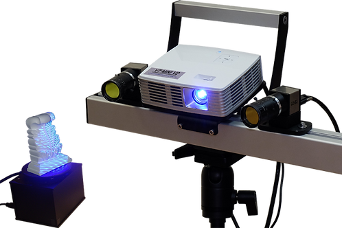 Инженерный 3D сканер VT MINI V2