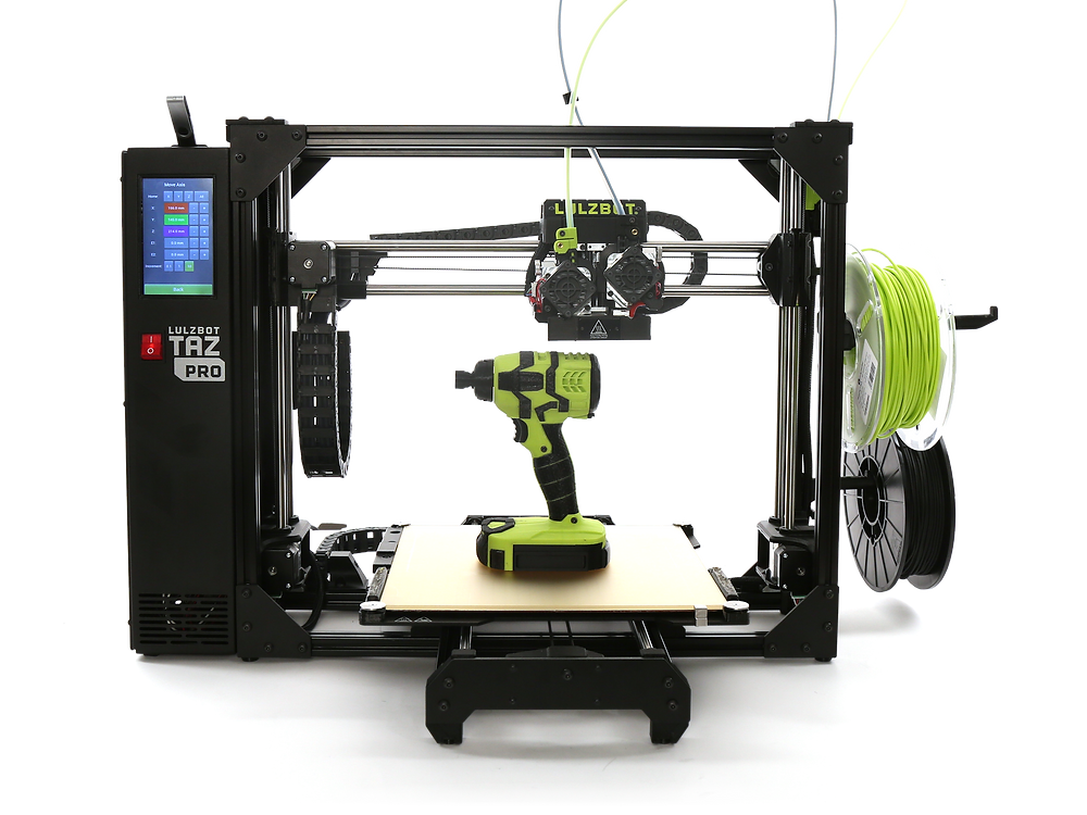 3D-принтер LulzBot TAZ Pro купить в Украине, цена