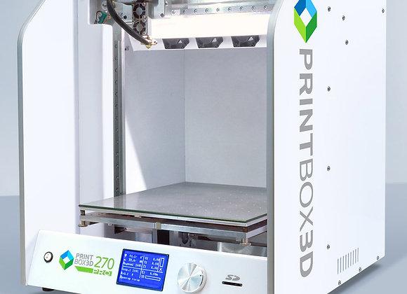 3D принтер PrintBox3D 270 PRO купить в Украине, цена, обучение