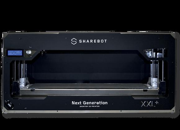 3D принтер Sharebot XXL PLUS купить в Украине, цена, обучение