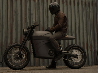 Tarform Motorcycles, разрабатывает электрические мотоциклы с помощью 3D-печати