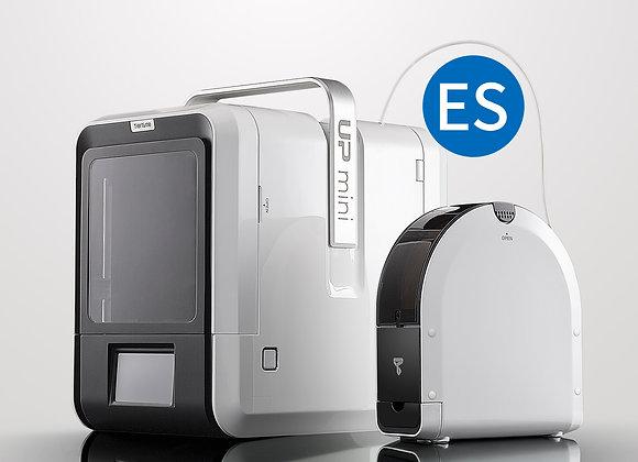 3D принтер Tiertime UP mini 2 ES купить в Украине, цена, обучение