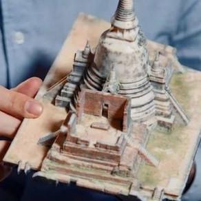 Google Arts and Culture и Stratasys воссоздают исторические артефакты с помощью 3D-печати