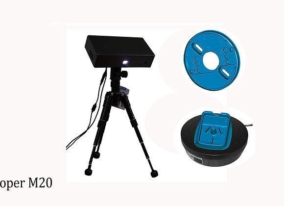 3D сканер Thunk3D Cooper M20 купить в Украине, цена, обучение