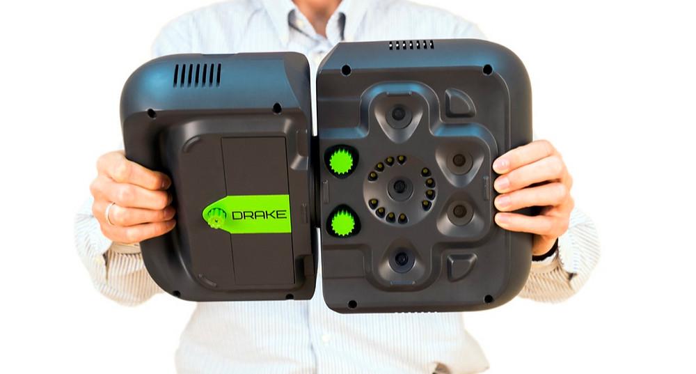 Заказать 3d-сканер Thor3D Drake