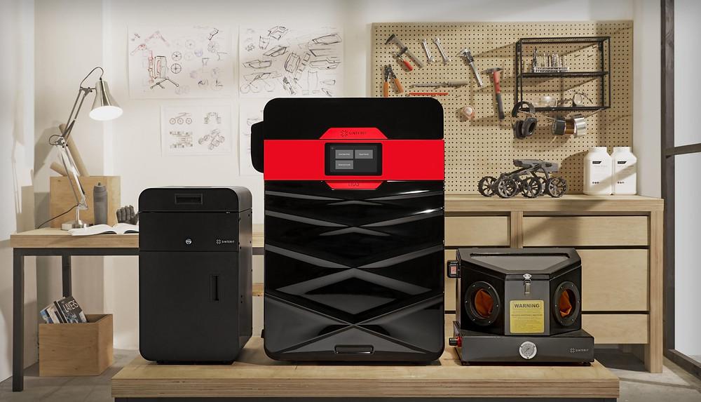 3d принтер Sinterit Lisa Pro купить в Украине, цена, обучение