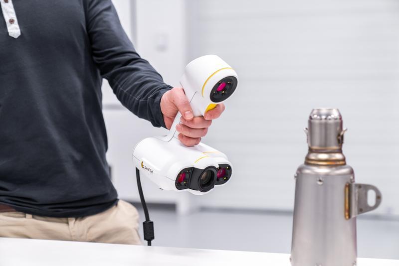 3D-сканер Peel 2 купить в Украине, цена