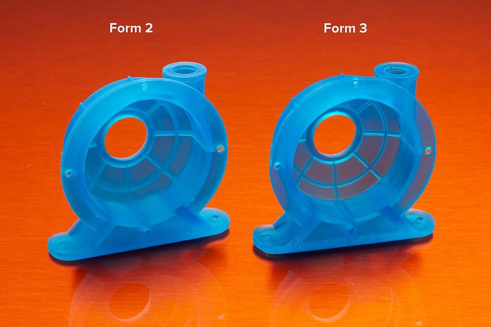 Form 3 vs Form 2