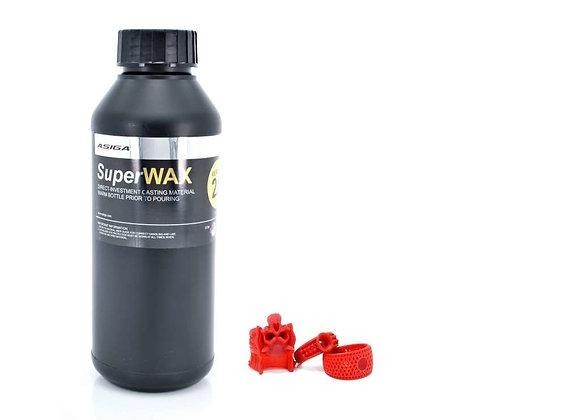 Фотополимерная смола Asiga SuperWAX